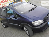 Opel Zafira Comfort Ideal                                            2001