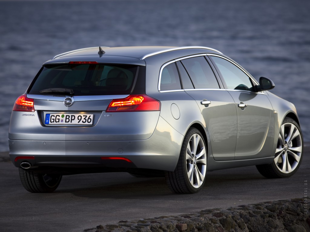Фото Opel Insignia Sports Tourer…